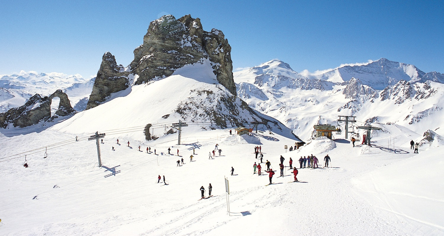 Family Ski Chalets Holidays in Tignes France Esprit Ski