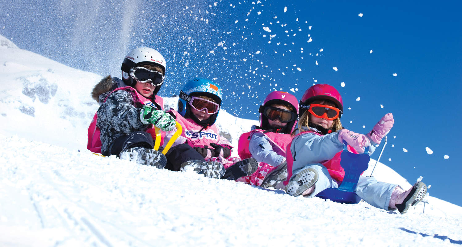 My Family Ski Booking  Family Ski Holidays  Esprit Ski