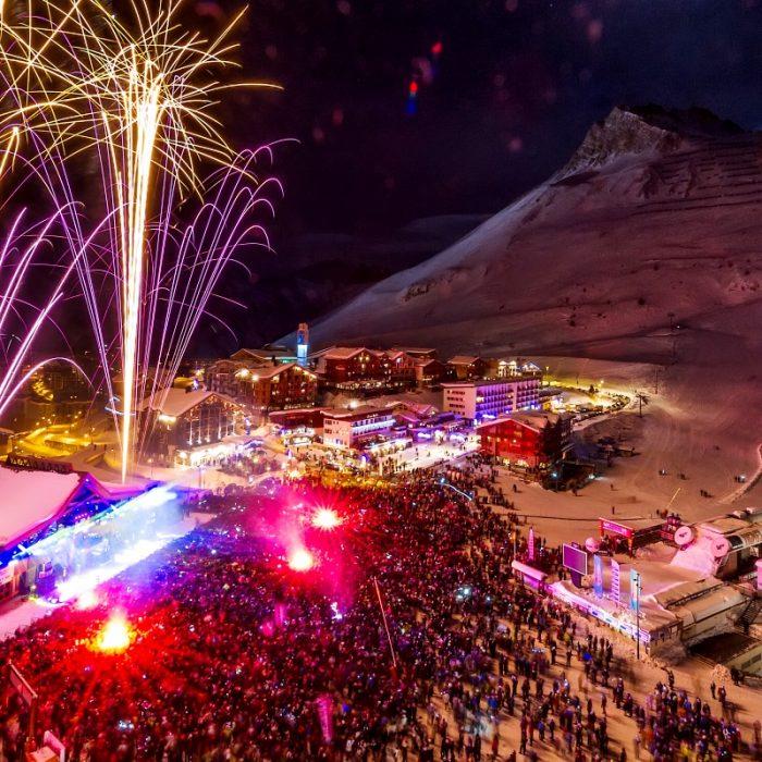 Esprit | New Year in Tignes. Credit Tignes and ©andyparant.com