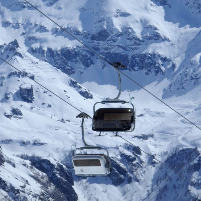 Esprit | Sant'Anna-Colle Betta chairlift, Gressoney
