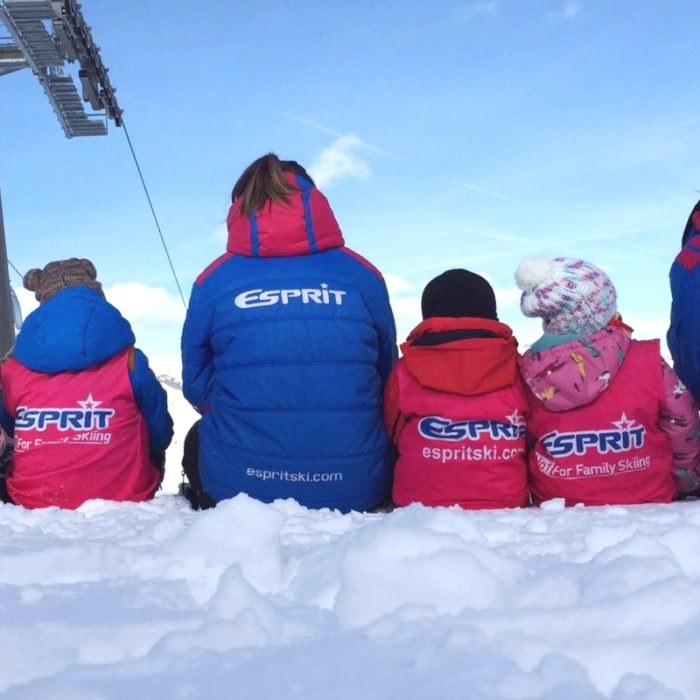 Esprit | Snowrangers take a break with some Spritelets