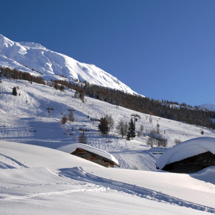 Esprit | Long, wide and very inviting piste