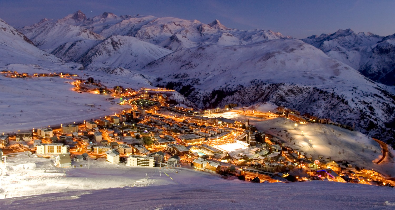 Family Ski Chalets Holidays in Alp dHuez France Esprit Ski