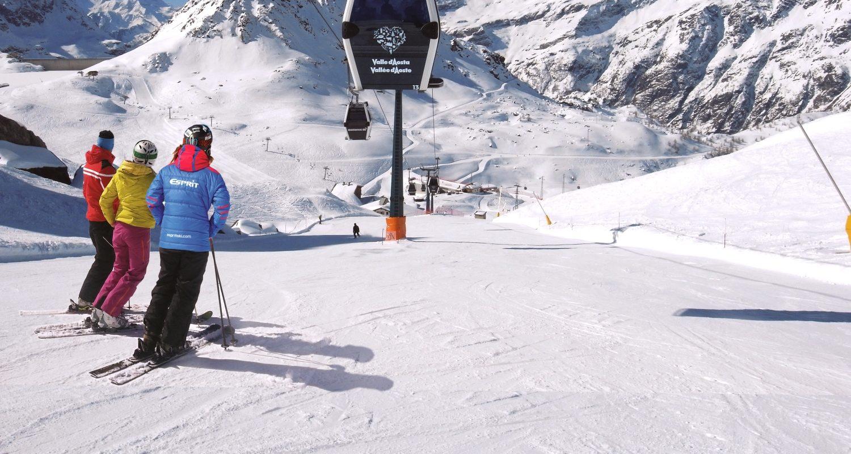 family ski holidays gressoney   ski chalets gressoney