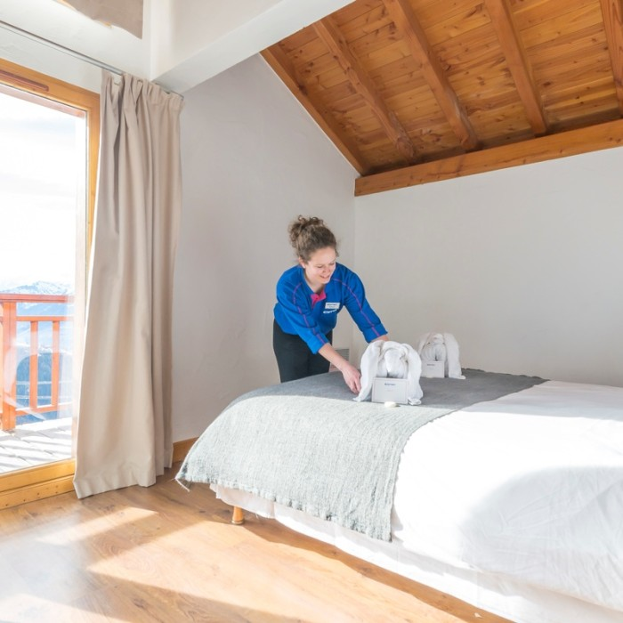 Esprit | Twin/Double in the Chalet Hermine