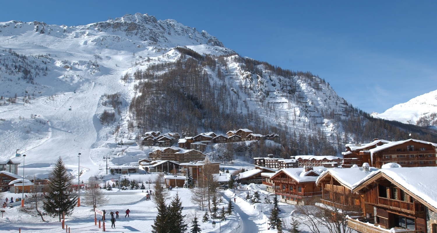 Family Ski Chalets Holidays in Val dIsere France Esprit Ski