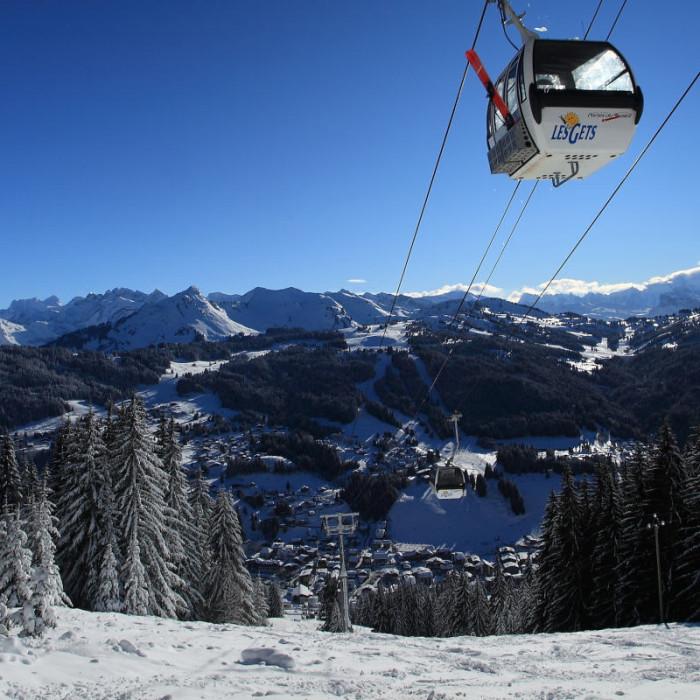Esprit   The Les Gets Gondola