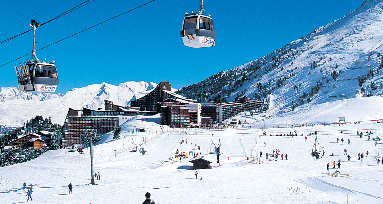 chalet matterhorn altitude residences les arcs 2000