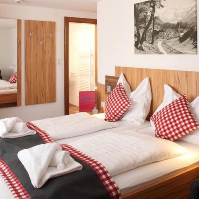Esprit | Bedroom in the Chalet Alpenblume