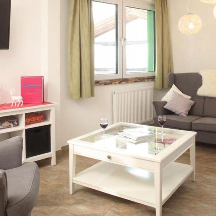 Esprit | Lounge area in the Chalet Alpenblume