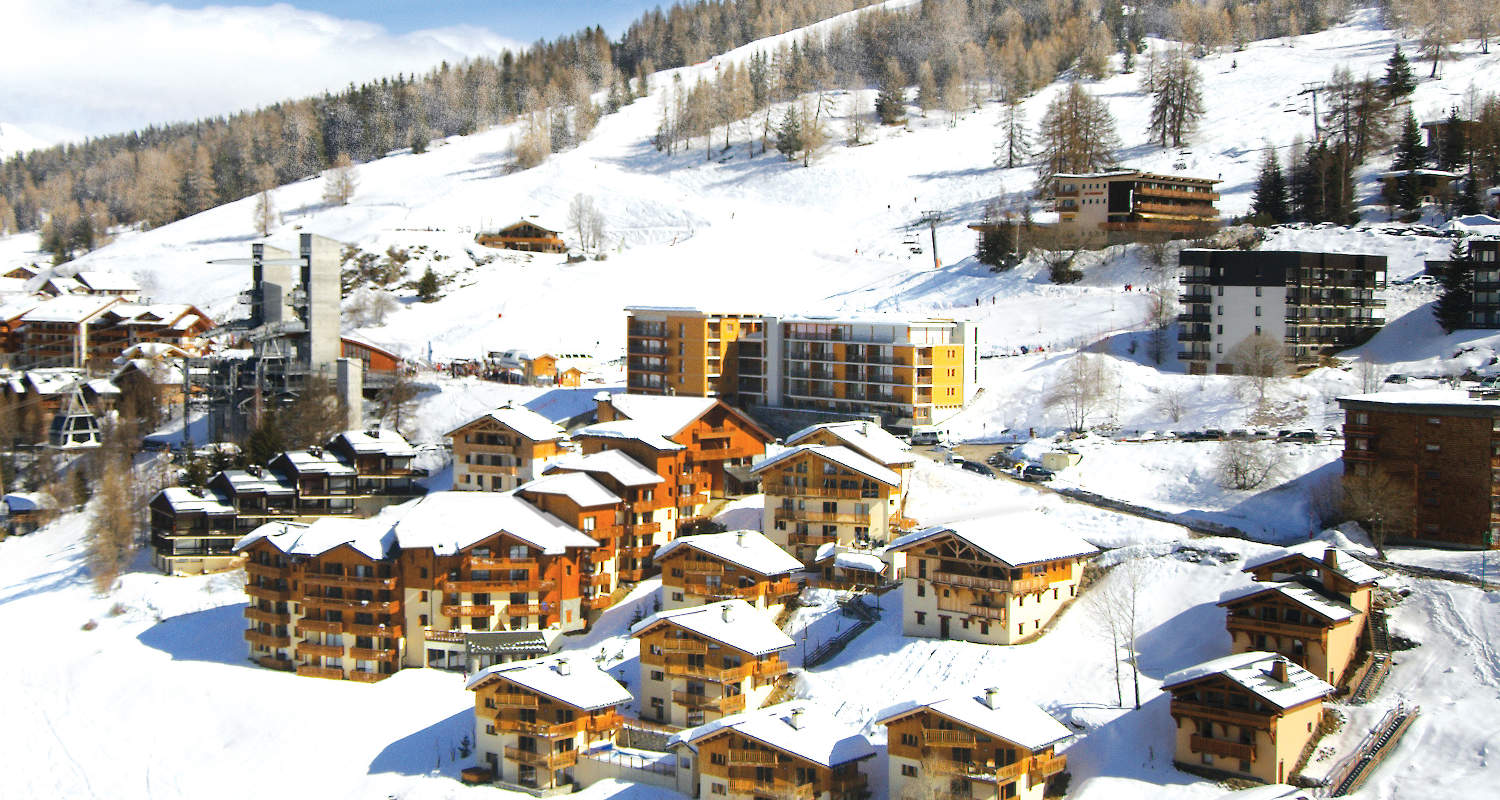 Family Ski Holidays in Peisey Les Arcs France Esprit Ski