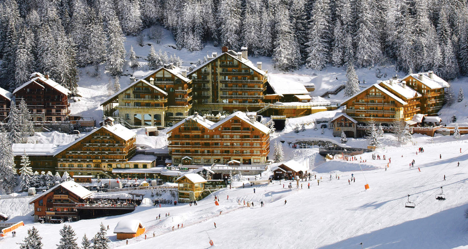 Family Ski Chalets Holidays in Meribel France Esprit Ski