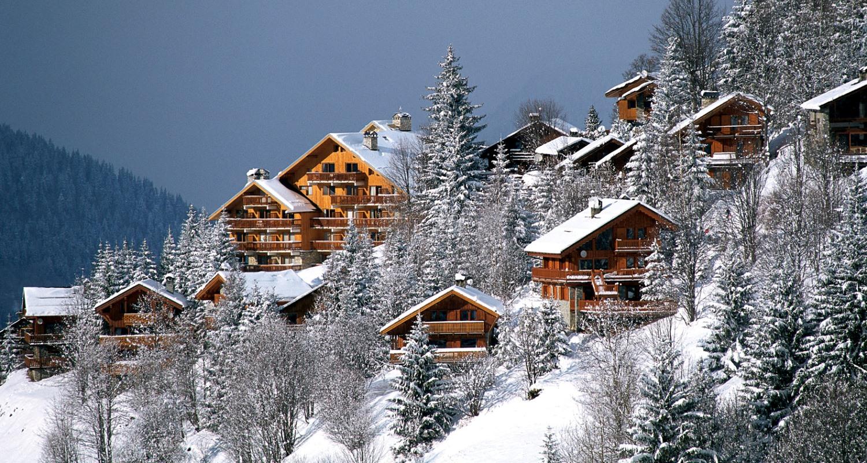 family ski chalets  u0026 holidays in meribel  france