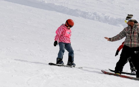 Snowboarding Tuition