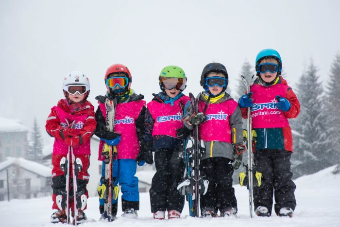 Ski Lessons for 5 to 12 year olds - Sprites 5cbc2f895